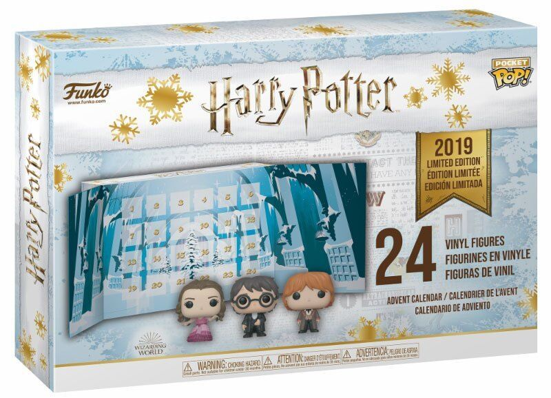 Bon Plan : Calendrier POP -  Figurines Harry Potter à 19,99 euros (au lieu de 39,99...)