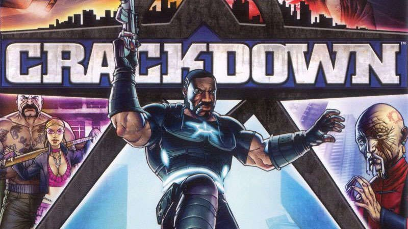 Bon plan : Crackdown offert  sur XBox One
