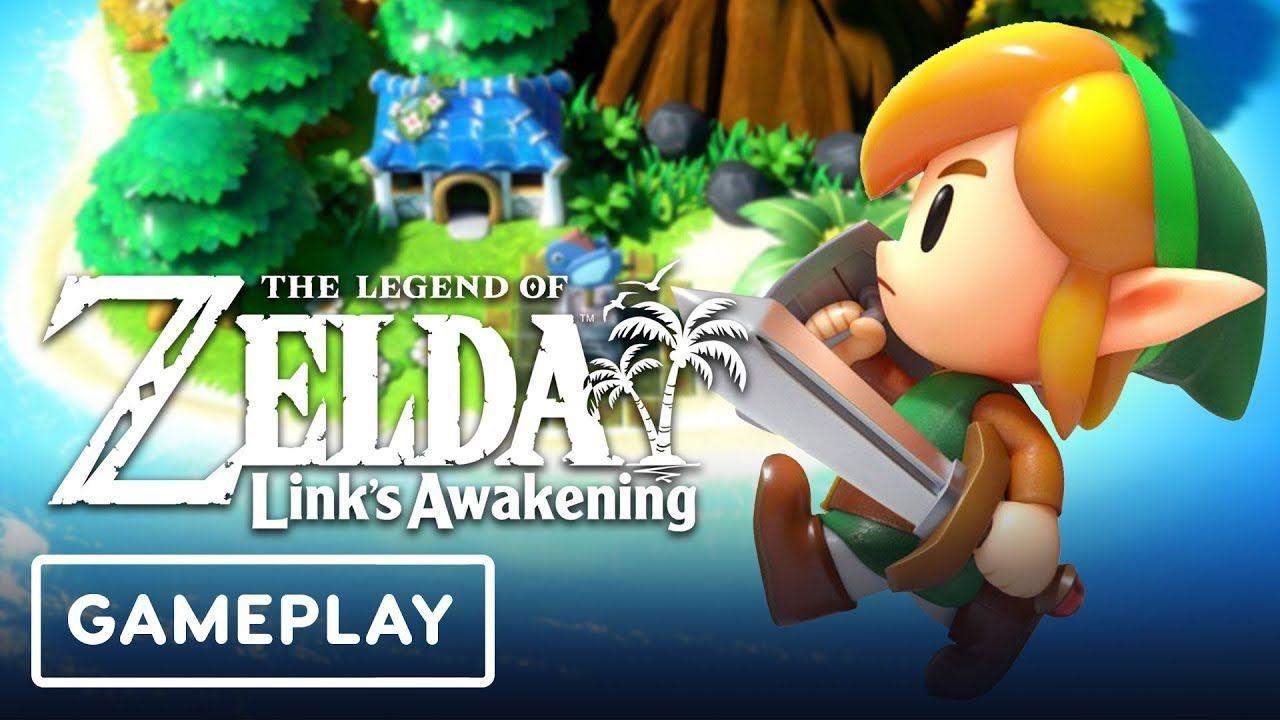[FLASH] The Legend of Zelda - Link's Awakening : La meilleure offre de précommande est chez...