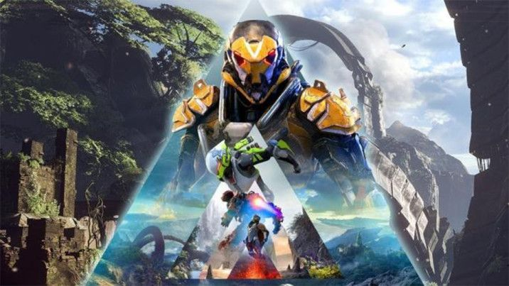 Anthem : une nouvelle séquence de gameplay