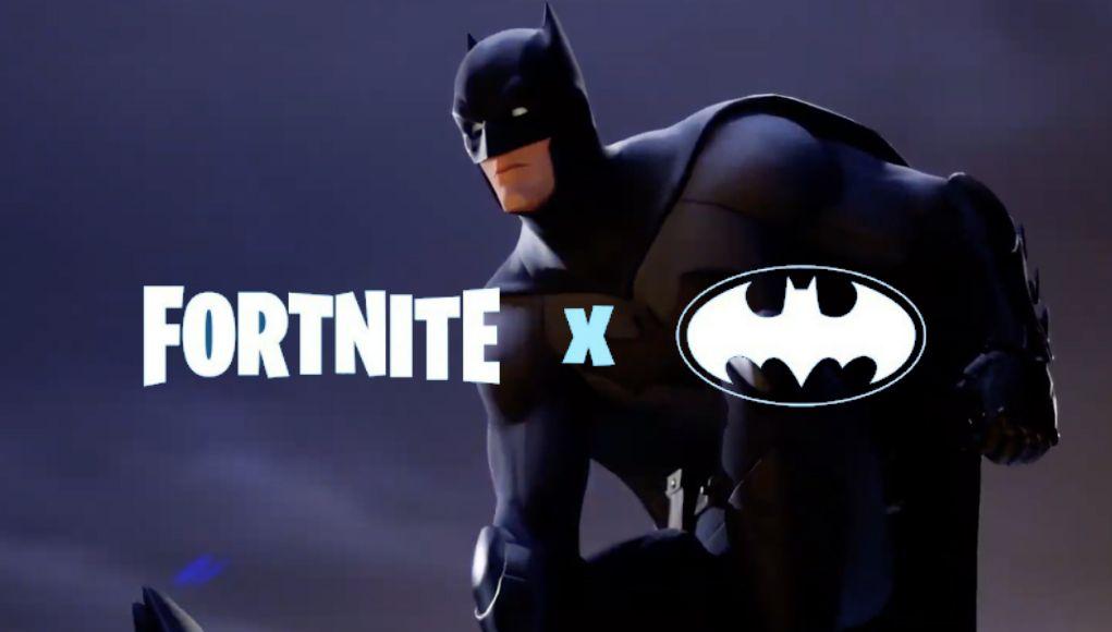 Fortnite s'offre un crossover avec le Dark Knight