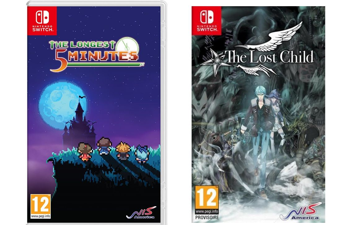 Soldes Amazon : The Lost Child et The Longest Five Minutes sur Nintendo Switch à bas prix !