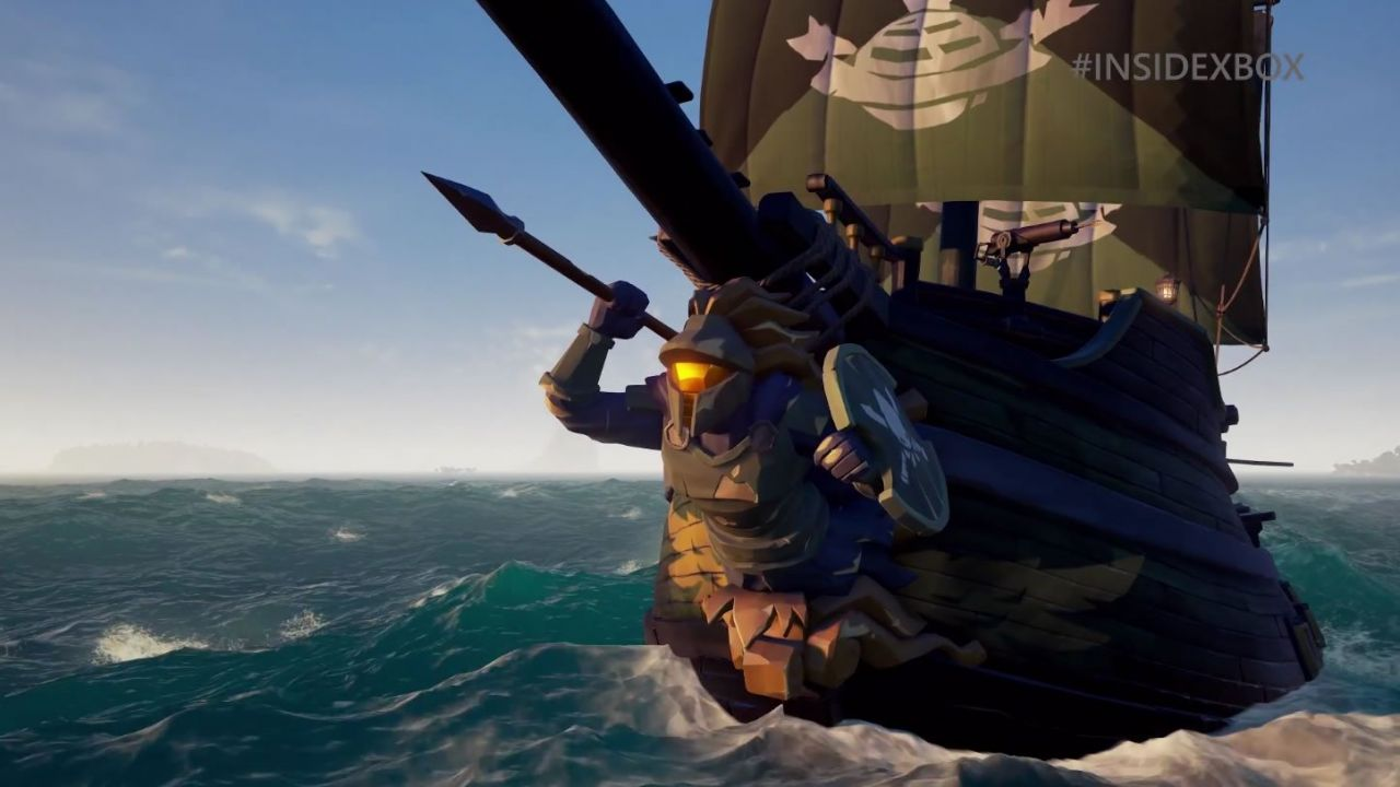 E3 : Halo rejoint les pirates de Sea of Thieves !