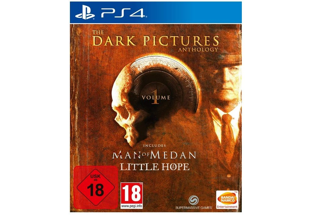 Bon Plan Précommande : The Dark Pictures: Volume 1 sur PS4 à 37,49 euros !