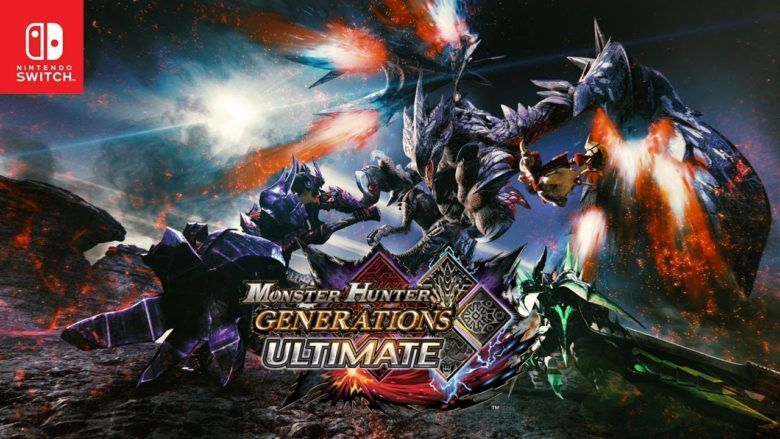 Bon Plan : Monster Hunter Generations Ultimate sur Nintendo Switch à 30,36 euros !