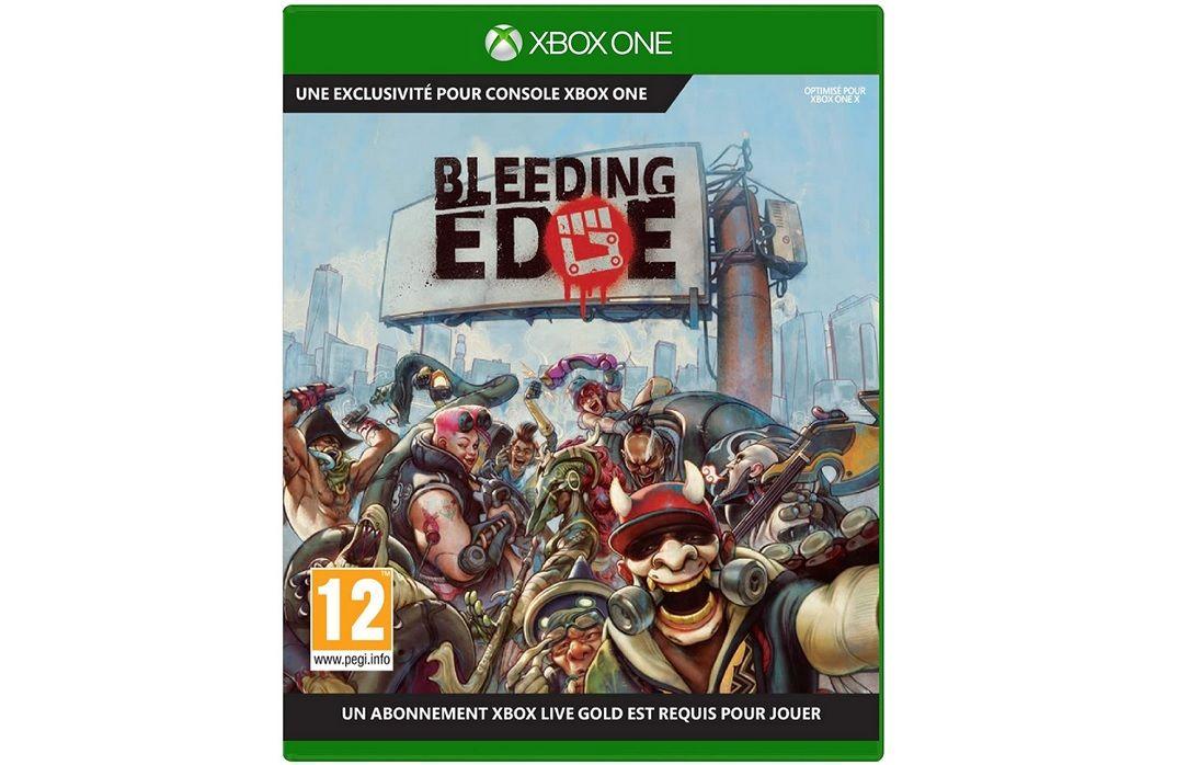 Bon Plan : Bleeding Edge sur Xbox One à 19,99 euros (au lieu de 29,99...)