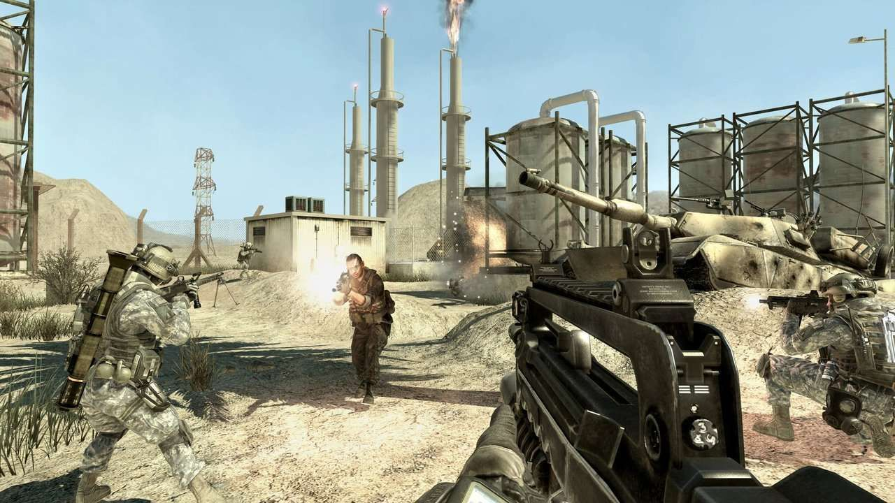 Call of Duty : Mordern Warfare 2 Campaign Remaster