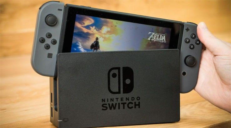 Bon Plan Amazon : Console Nintendo Switch à 279,99 euros (au lieu de 329...)