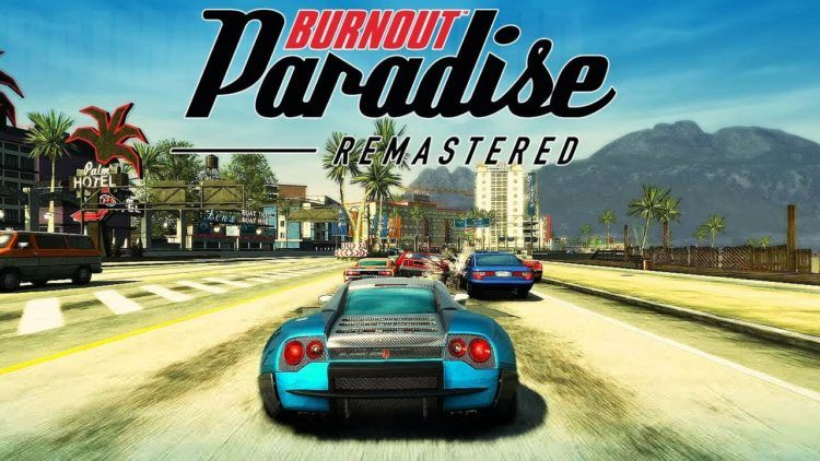 Bon Plan : Burnout Paradise Remastered sur PS4 et Xbox One à 16,19 euros (au lieu de 39,99...)