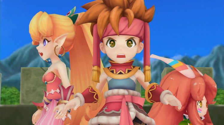 Bon Plan : Secret of Mana sur PS4 à 24,99 euros (au lieu de 39,99....)