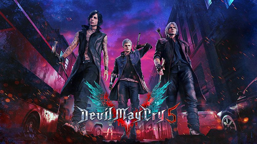 Bon Plan Amazon : Devil May Cry 5 sur PS4 à 29,99 euros (au lieu de 69,99...)