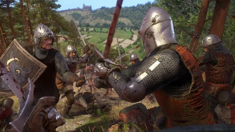 Kingdom Come Deliverance : Le DLC 'Band of Bastards' est disponible !