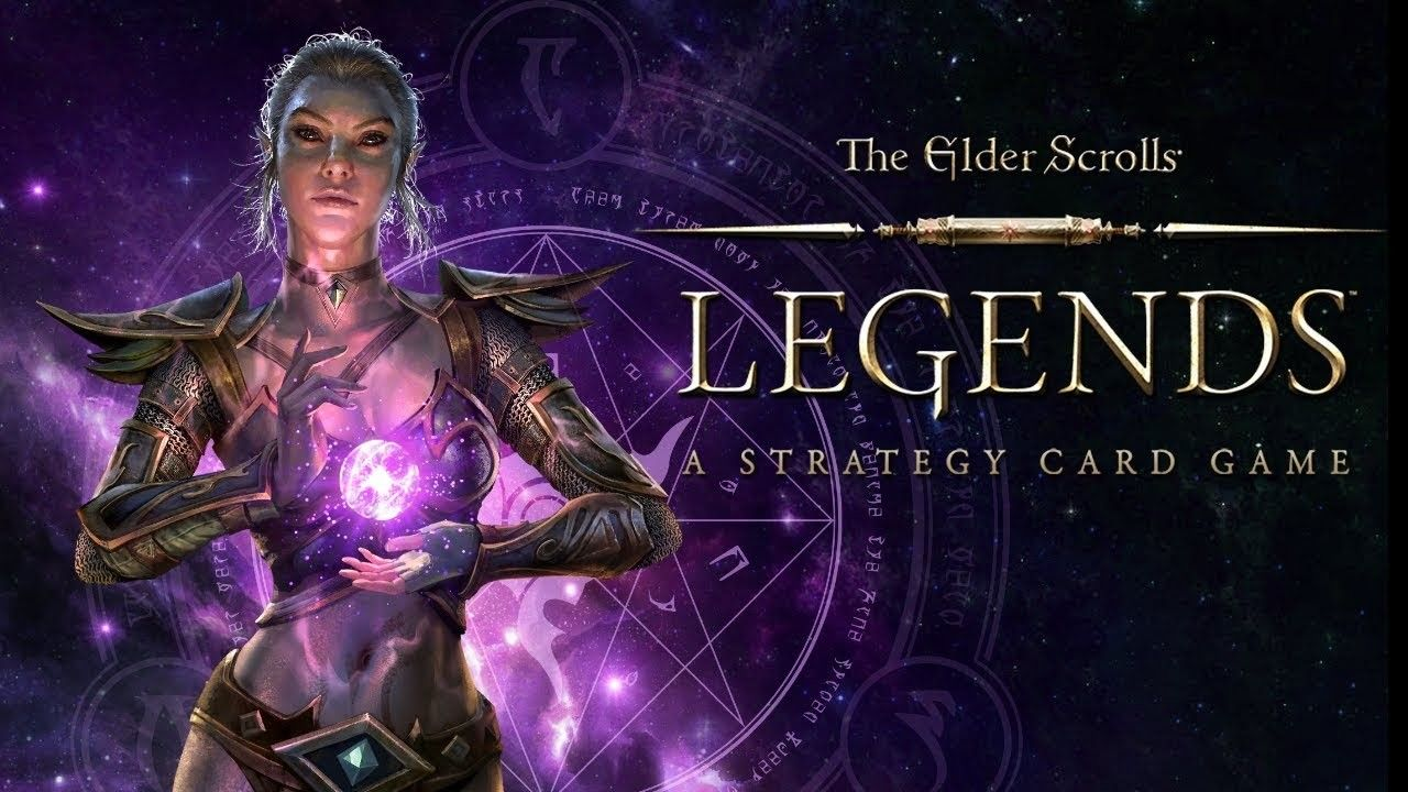 The Elder Scrolls Legends : Bethesda dévoile sa nouvelle extension 'Les Iles de la Folie'