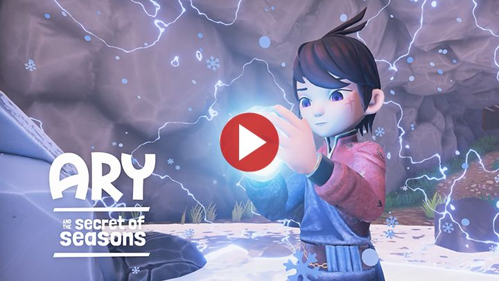 Ary and the Secret of Seasons : Modus Games dévoile une nouvelle bande-annonce !