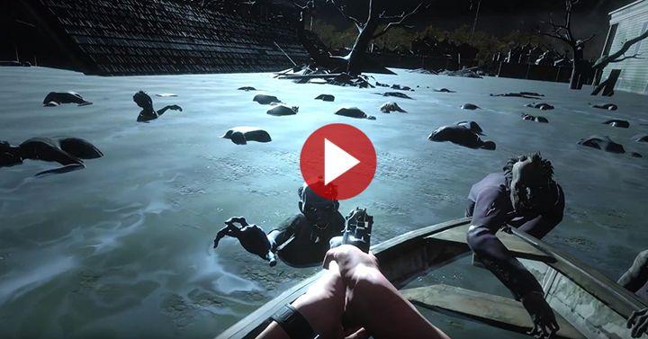 The Walking Dead - Saints and Sinners : Disponible sur PC pour vos casques VR !
