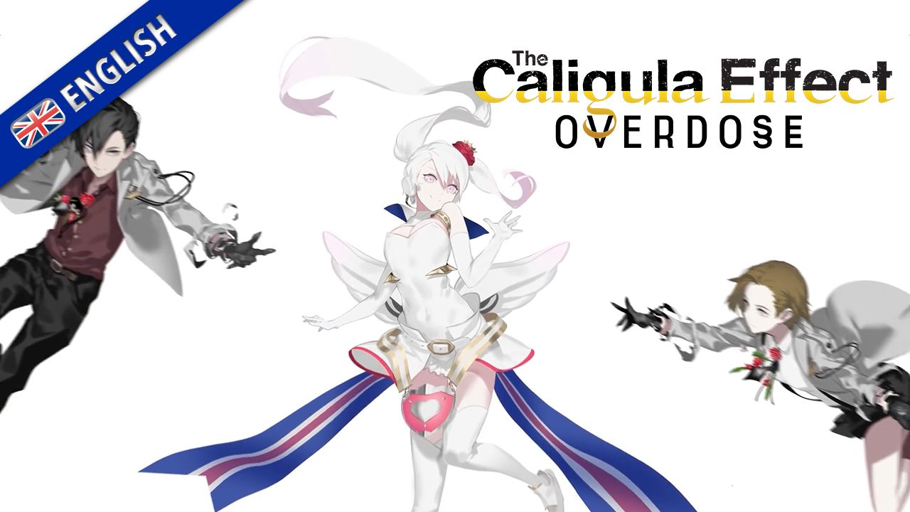 The Caligula Effect - Overdose : La bande-annonce Switch et PS4