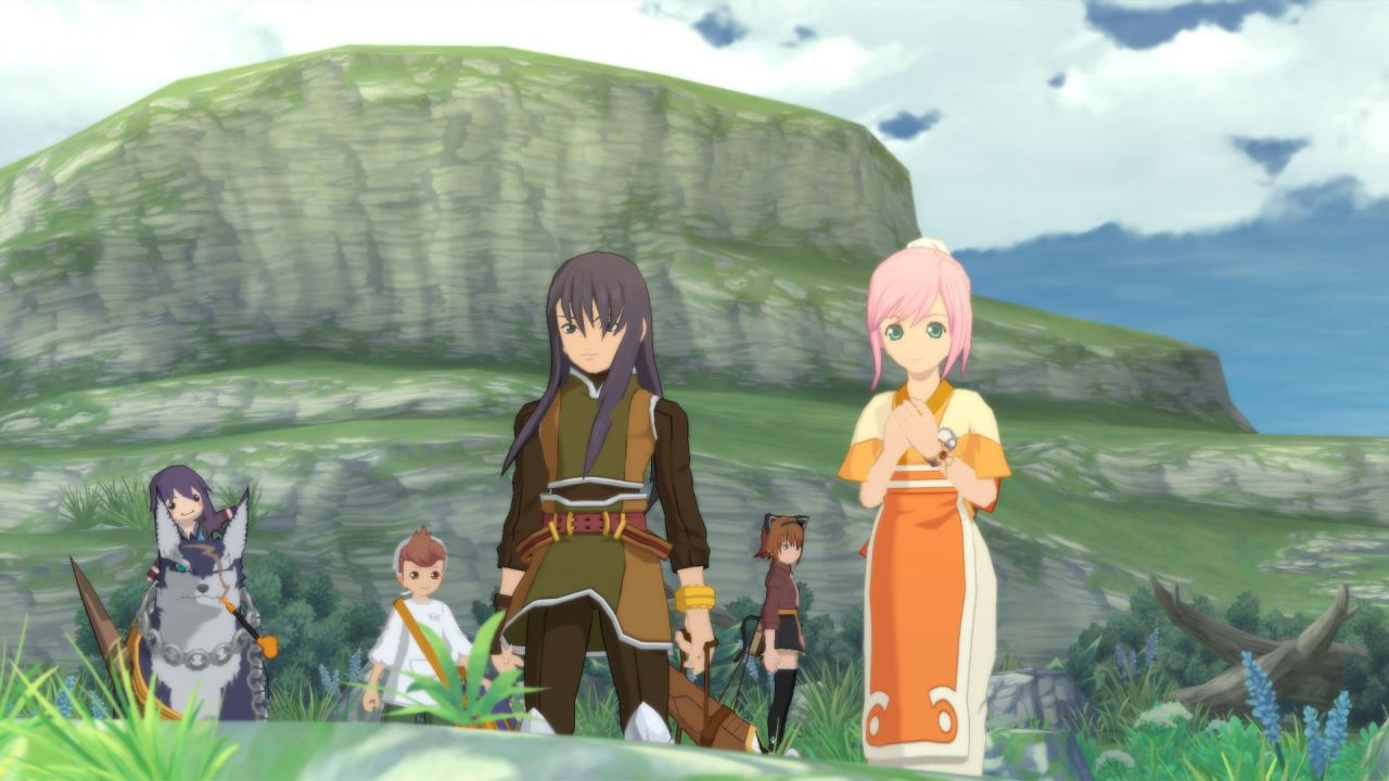 Tales of Vesperia Definitive Edition : La bande-annonce de lancement