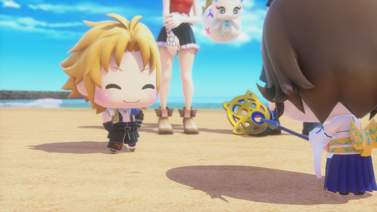 Bon Plan : World of Final Fantasy sur PS Vita à 27,37 euros (au lieu de 39,99...)