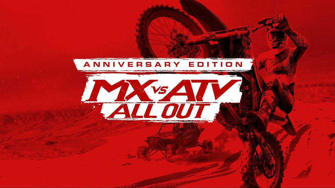 MX vs ATV All Out : L'anniversary Edition sera disponible le 12 mars !