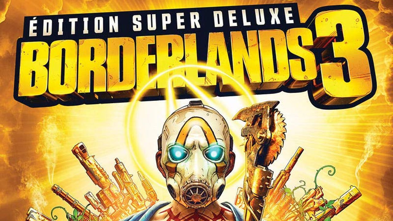 Bon Plan : Borderlands 3 Edition Super Deluxe sur PS4 à 63,99 euros (au lieu de 99,99...)