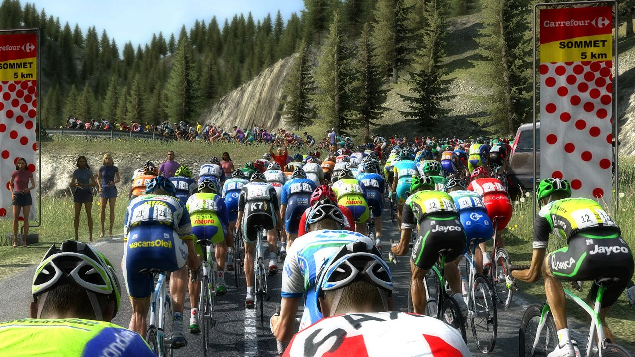 Pro Cycling Manager 2012 s'illustre