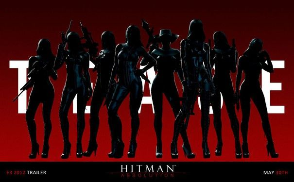 Hitman Absolution : Trailer E3 teasé !