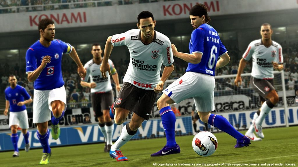 E3 2012 : Pro Evolution Soccer 2013 montre son trailer