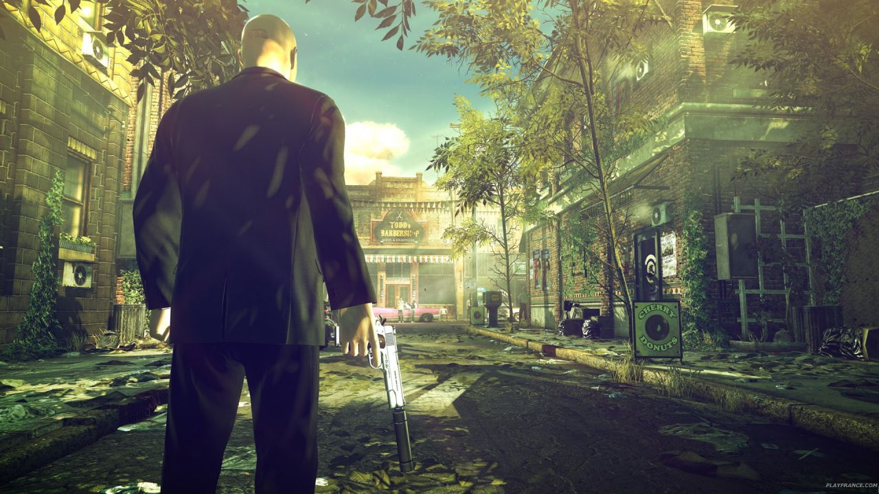 Hitman Absolution : 47 refait le plein d'images !