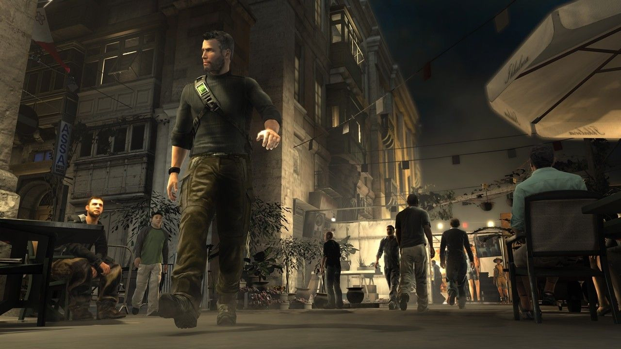 Splinter Cell Conviction : infos