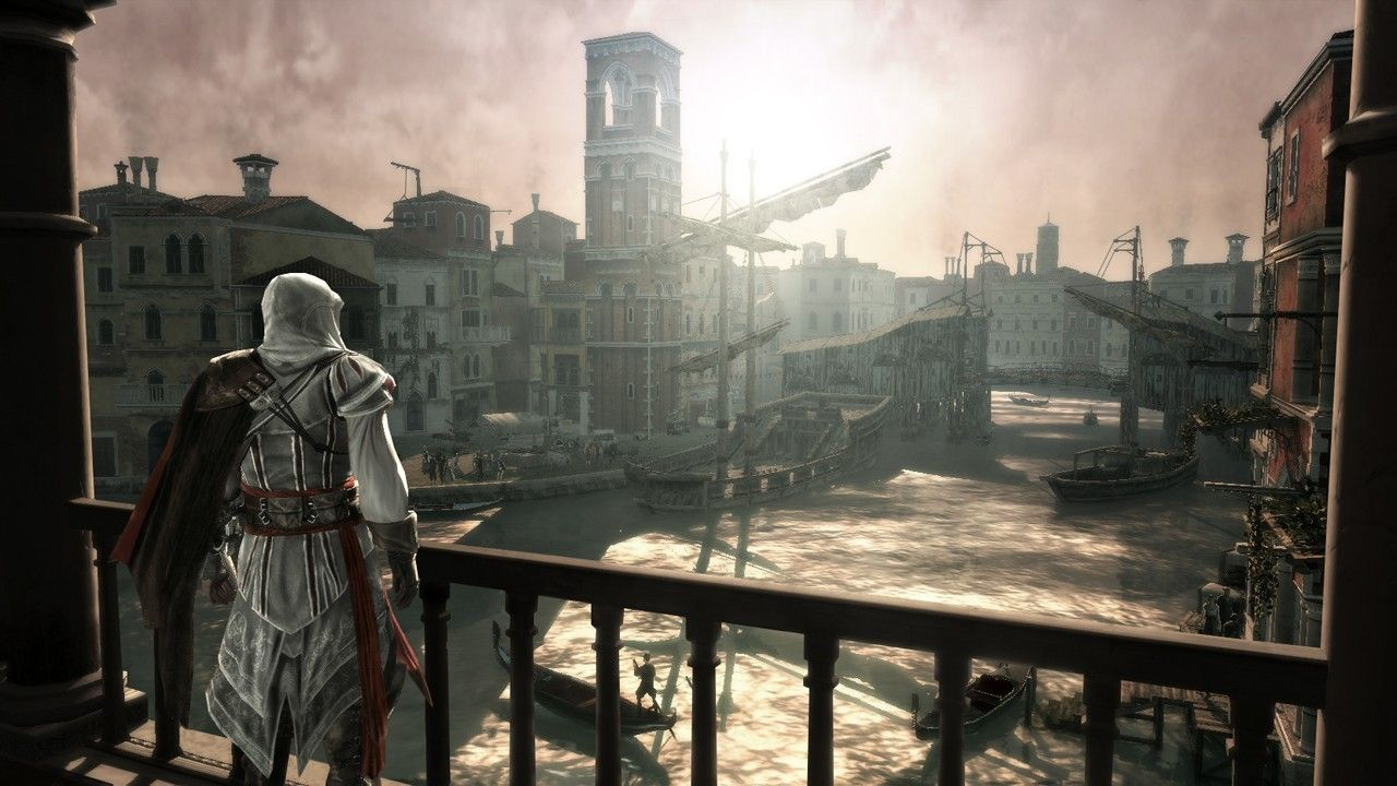 Reportage de combat : Assassin's creed 2
