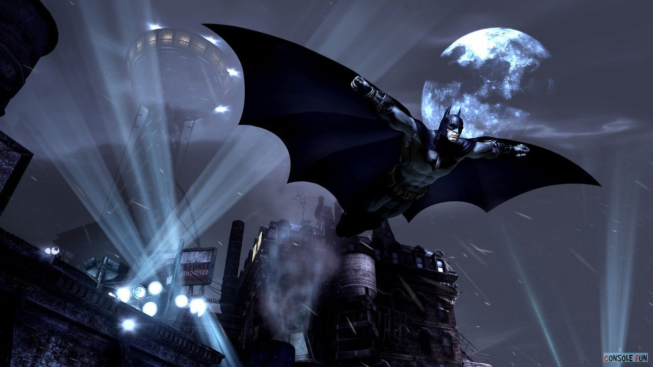 Batman Arkham City : un teaser