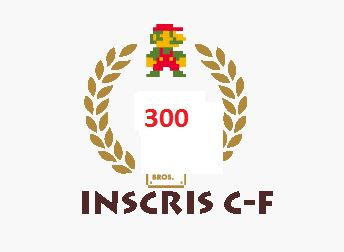 Console Fun : 300 inscris !