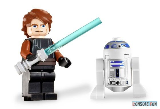 Lego Star Wars III : Le site officiel