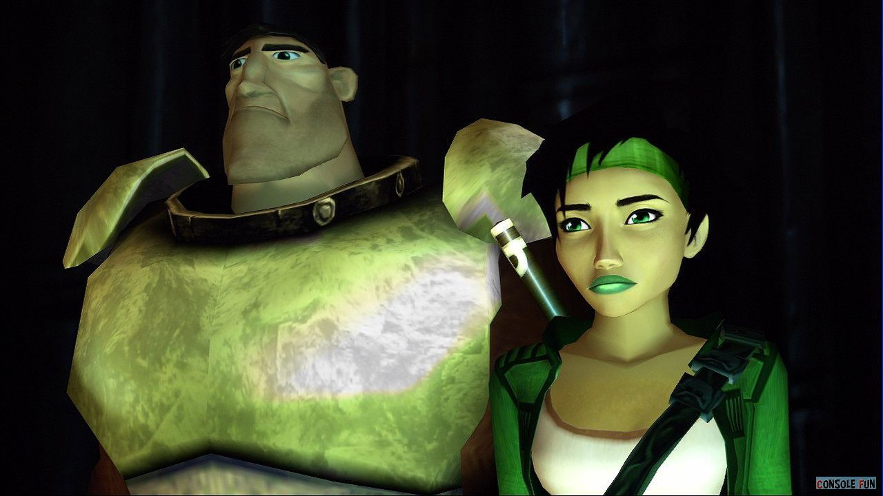 Beyond Good & Evil : 8 minutes de la version HD