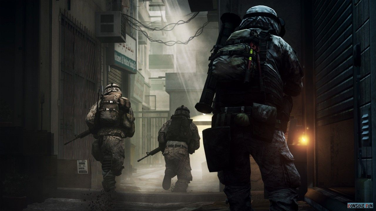 Battlefield 3 : Images et Artworks