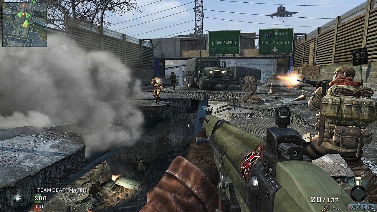 Images de COD Black Ops - Escalation