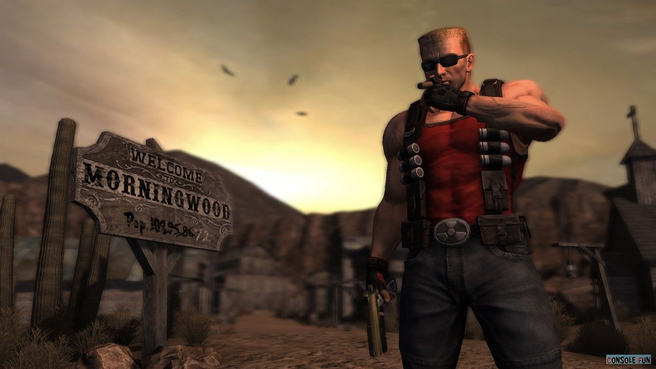 Duke Nukem Forever : La vidéo Come Get Some
