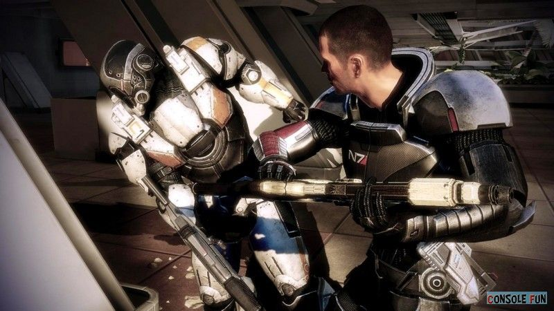 Mass Effect 3 : Fall of Earth Trailer