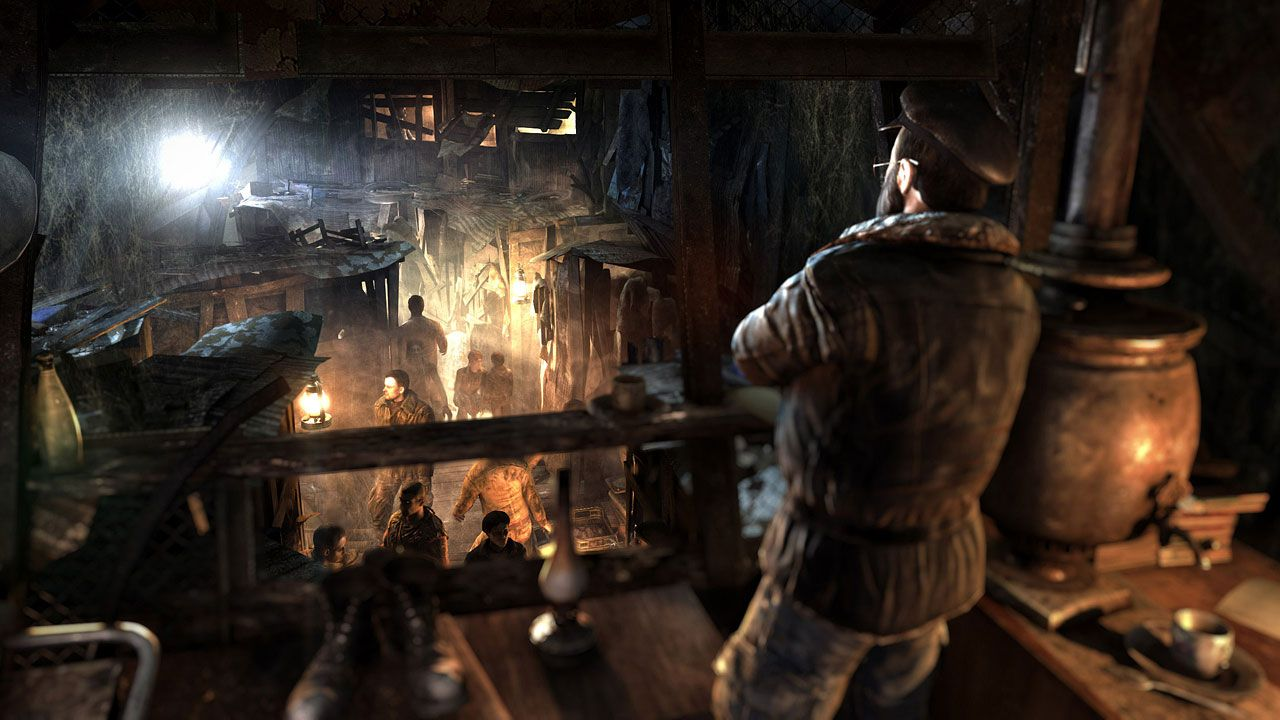 Metro Last Light : 13 min de gameplay !