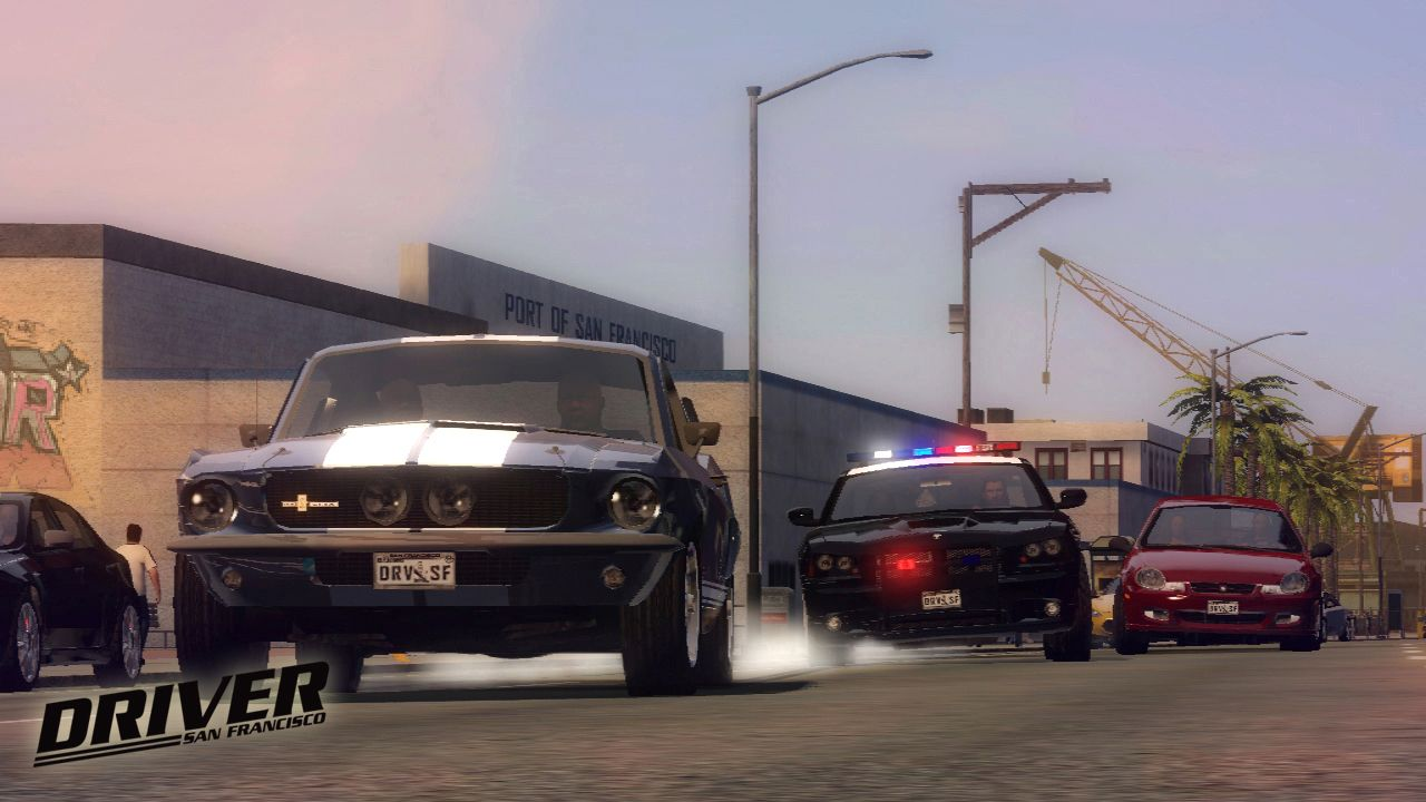 Driver San Francisco : Trailer de lancement