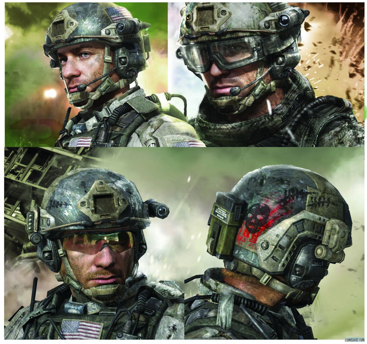 Modern Warfare 3 : Trailer multijoueur