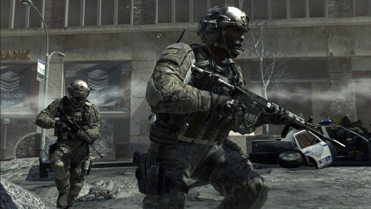 Modern Warfare 3 : Trailer