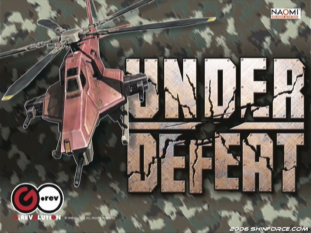 Under Defeat HD annoncé au Japon