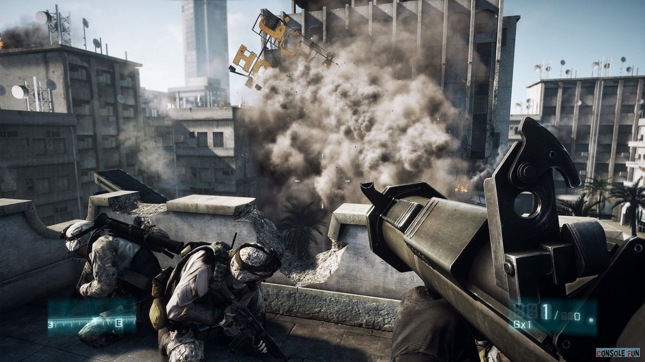 Battlefield 3 : Solution pour le Pass Online