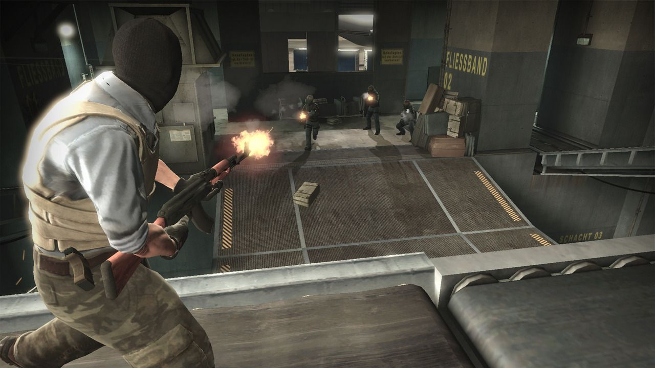 Counter-Strike GO : gameplay en vidéo !