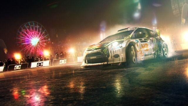 Codemasters dévoile DiRT Showdown