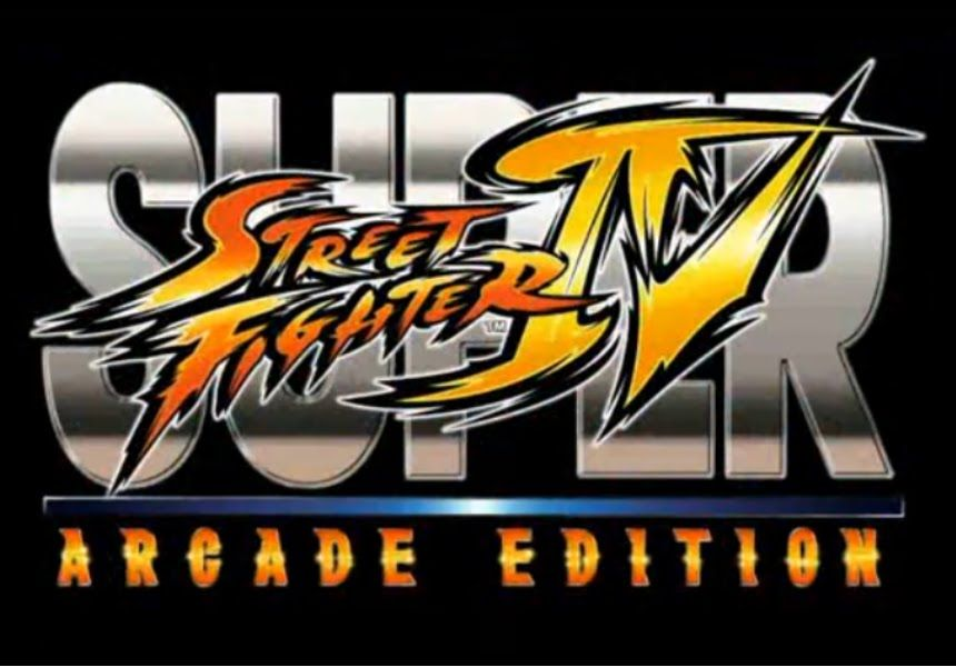 Another edition for Super Street Fighter IV Arcade Edition