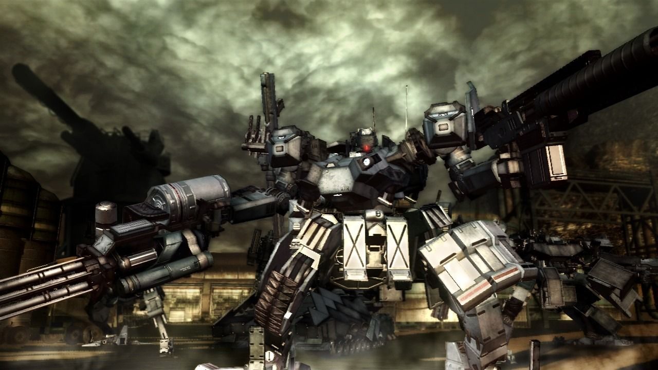 Armored Core V trouve une date en Europe