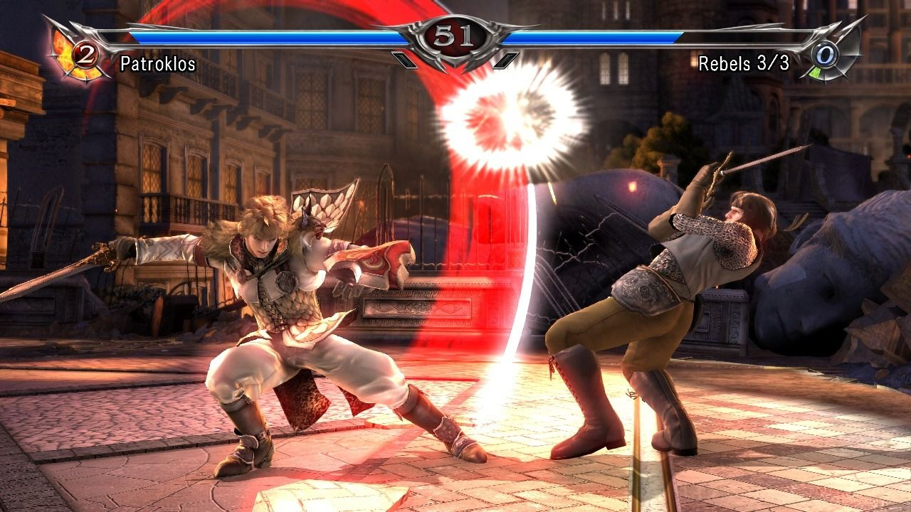 Soul Calibur V : trailer de lancement