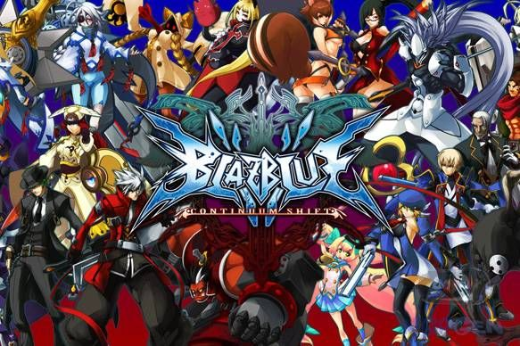 Blazblue Continuum Shift Extend : Daté en Europe !